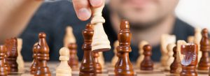 Chess strategy challenge