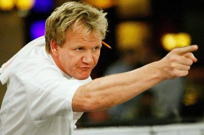 What Gordon Ramsay taught me about copywriting, Jon Maxim, Freelance copywriter