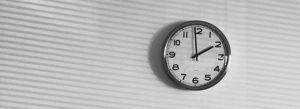 Copywriting secret 3 - Office wall clock