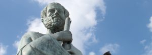 Statue of socrates - the selling structure