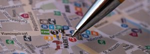 Street map - a copywriting brief is like Google Maps