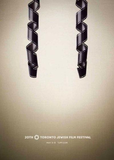 Toronto 20th film festival poster