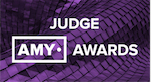 Amy Awards Judge logo